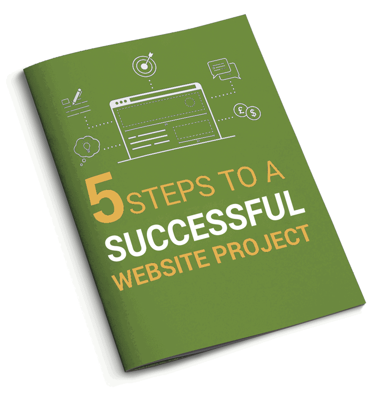 5 Steps to a Successful Website Project