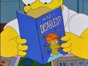 Homer Simpson: Am I Disabled