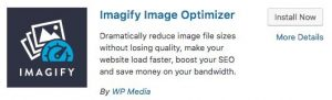 imagify in the WordPress Repository